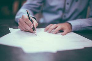 ビジネスローン契約の流れ